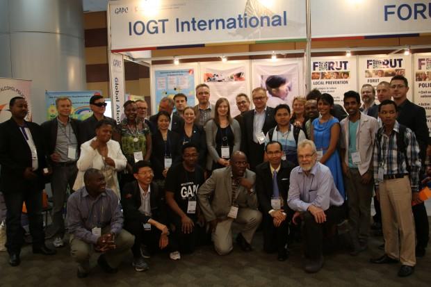 GAPC group IOGT Int