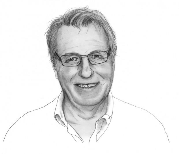 Olle Andersson Illustration: Magnus Frederiksen