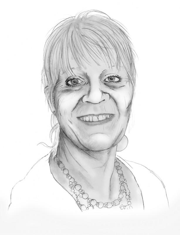 Sonia Rasmussen Illustration: Magnus Frederiksen