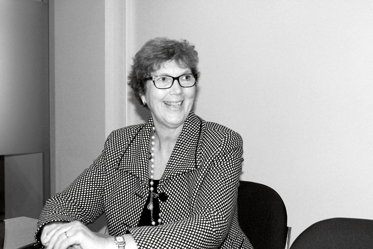 Mariann Skar, Eurocare Foto: Eva Ekeroth