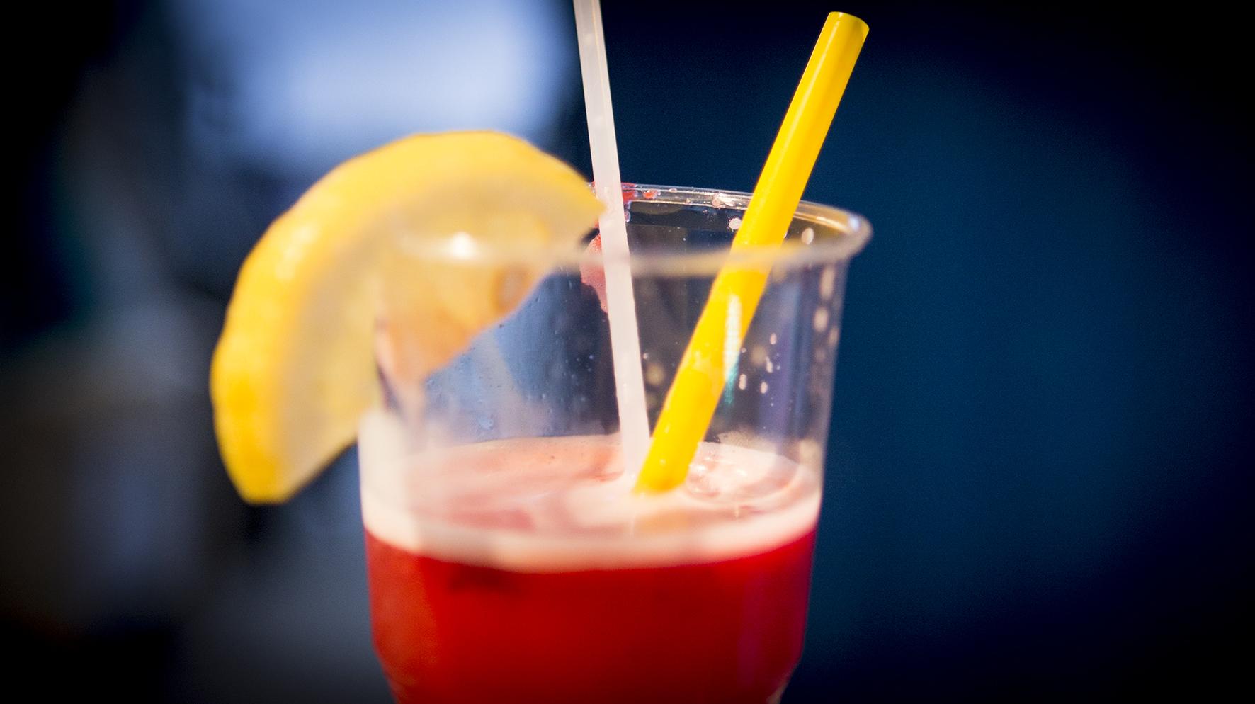 Alkoholfri drink. Foto: Nathalie C. Andersson