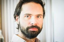 Forskaren Dinos Meletis. Foto: Eva Ekeroth