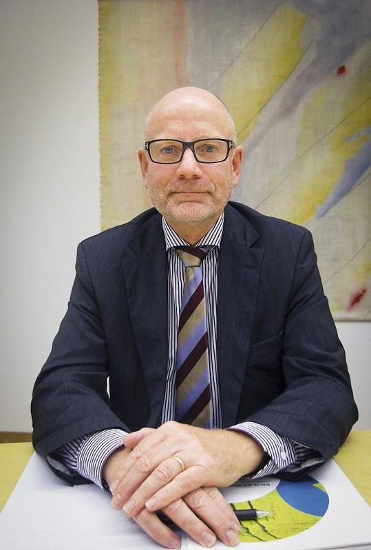 Arne Lööw. Foto: Fredrik Quistbergh