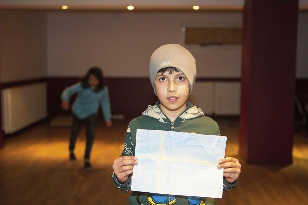 Khaled. Foto: Lina Mattebo