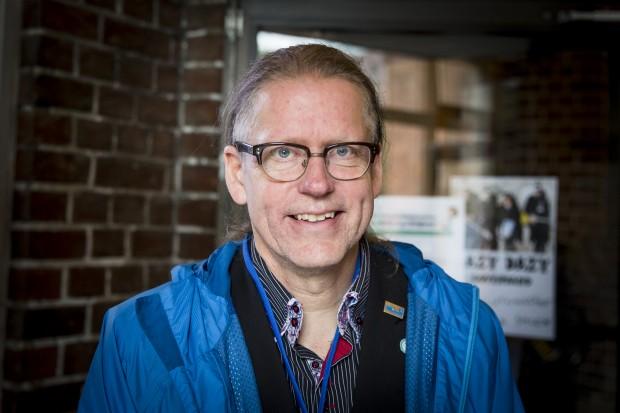 Mats Gunnarsson, Junis. Foto: Nathalie C. Andersson
