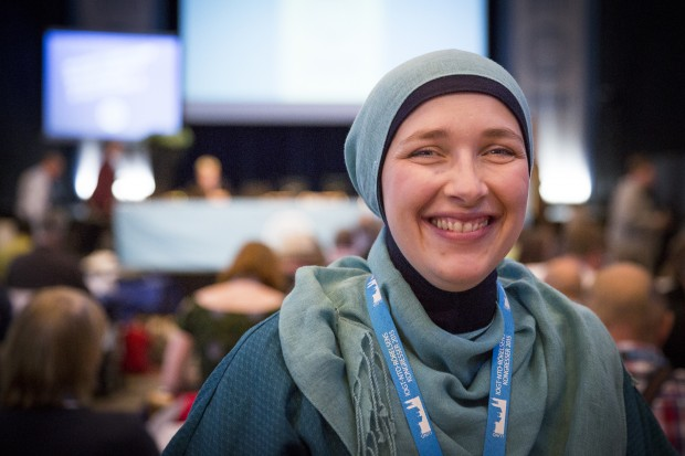 Emina Bukvica Kaukovic. Foto: Nathalie C. Andersson