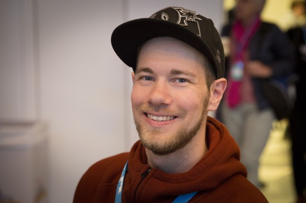 Dan Degerman. Foto: Nathalie C. Andersson