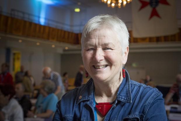 Lena Borgs. Foto: Nathalie C. Andersson