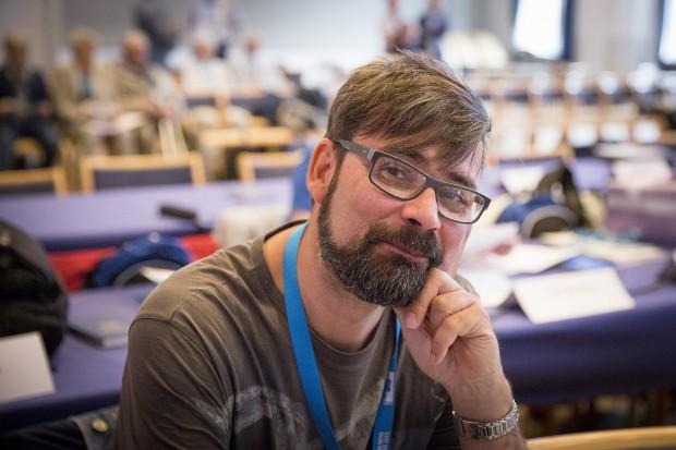 Björn Lanefelt. Foto: Nathalie C. Andersson