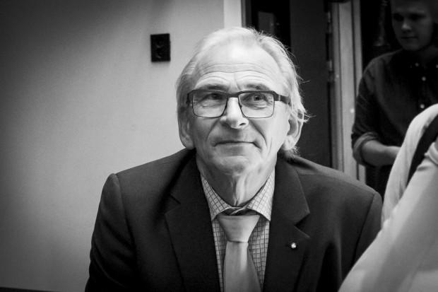 Sven Östberg, rektor på Wendelsbergs folkhögskola. Foto: Nathalie C. Andersson