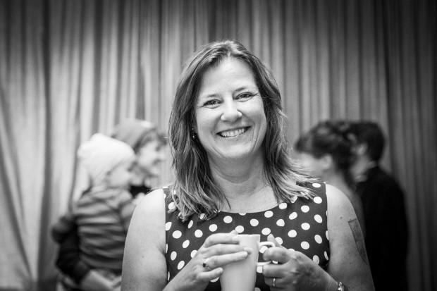 Anna Carlstedt. Foto: Nathalie C. Andersson