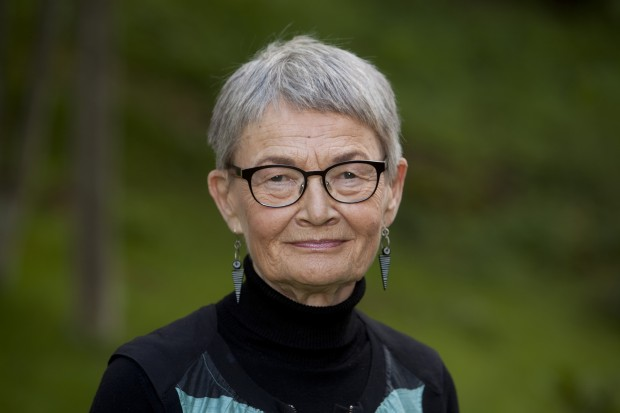 Anna Åhman. Foto: Gösta Rising