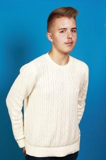 David Jakobsson, juniorreporter. Foto: Torkel Edenborg