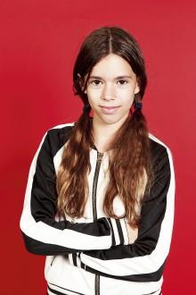 Edith Housset, juniorreporter. Foto: Torkel Edenborg