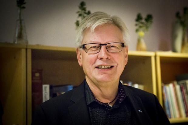 Anders Andersson. Foto: Nathalie C. Andersson