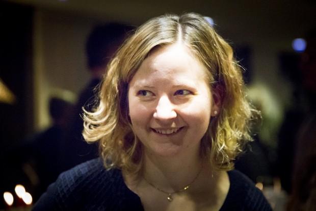 Anna Maria Mårtensson. Foto: Nathalie C. Andersson