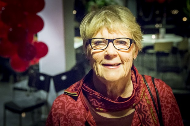 Maj-Inger Klingvall. Foto: Nathalie C. Andersson