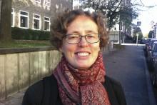 Anna Lundbäck. Foto: Maria Zaitzewsky Rundgren