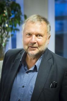 Kjell-Ove Oscarsson. Foto: Nathalie C. Andersson