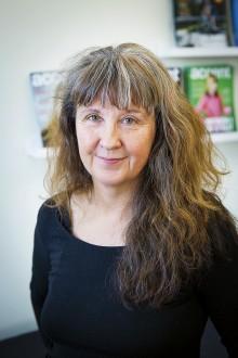 Ulrica Ambjörn. Foto: Nathalie C. Andersson
