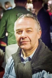 Sven Liljesson. Foto: Nathalie C. Andersson