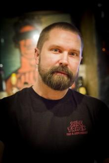 Jens Jonsson. Foto: Nathalie C. Andersson
