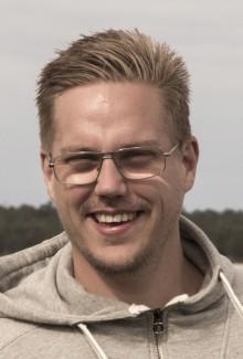 Rickard Bagge. Foto: Jönköpings studentkår.