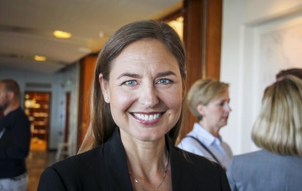 STAD:s chef Johanna Gripenberg ser optimistiskt på möjligheterna att förbättra nykterheten hos fotbollspubliken. Foto: Eva Ekeroth