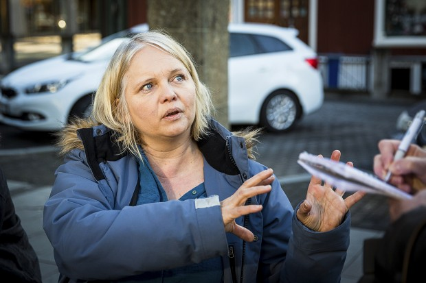 Þórdis Eila Ágústsdóttir. Foto: Nathalie C. Andersson
