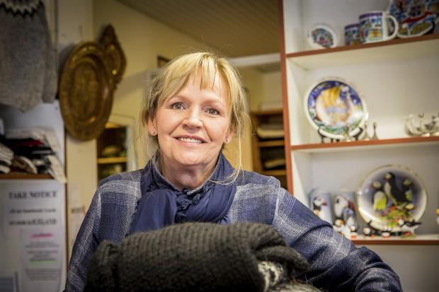 Kristíne Guðjónsdottir. Foto: Nathalie C. Andersson
