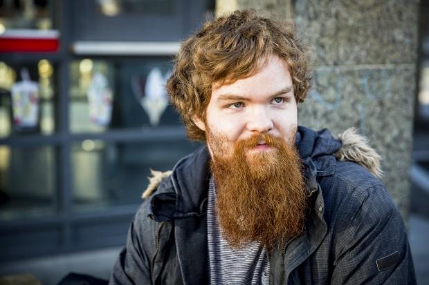 Pjetur Pjetursson. Foto: Nathalie C. Andersson