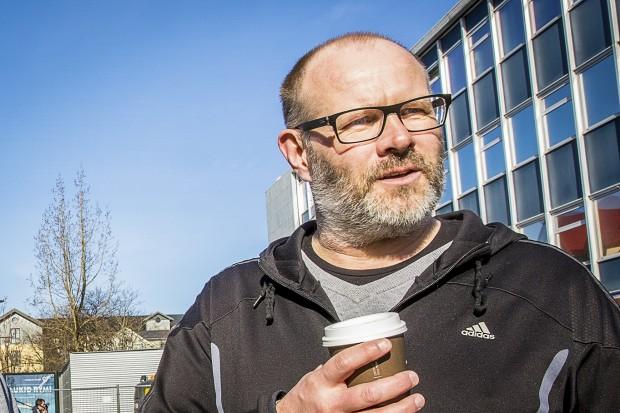 Skarphéðinn Ívarsson. Foto: Nathalie C. Andersson