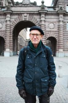 Gabriel Romanus. Foto: Jens Wingren